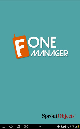 Fone Manager