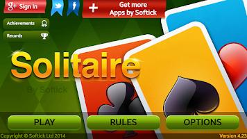 Screenshot of Queenie Solitaire