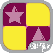 Shapes Match: Memory Game