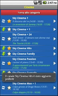 EasySky Guida TV - screenshot thumbnail