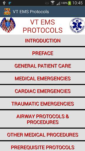 DEMO - VT EMS Protocols