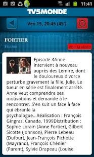 TV5MONDE - screenshot thumbnail