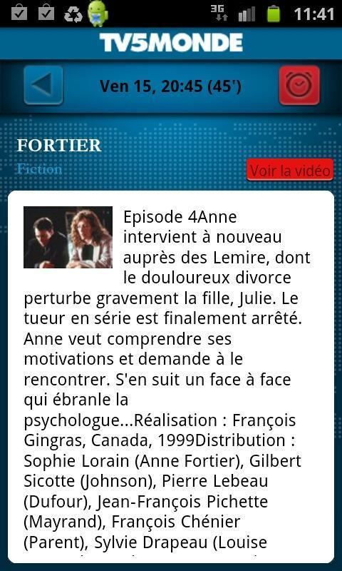 TV5MONDE - screenshot