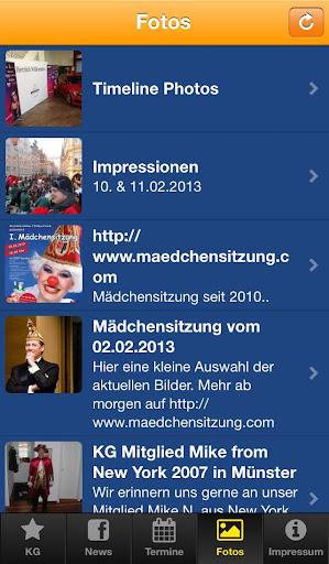 【免費生活App】Meine KG-APP點子