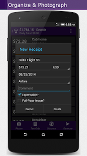 Smart Receipts- screenshot thumbnail