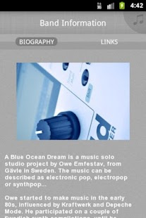 A Blue Ocean Dream - screenshot thumbnail