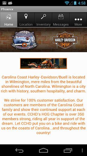Carolina Coast Harley-Davidson