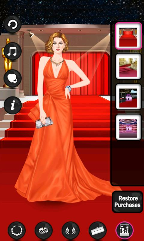 Dress Up! Red Carpet - Android Apps on Google Play