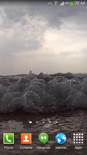 Waves Live Wallpaper HD 10
