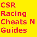 CSR Racing Cheats N Tip Guides icon