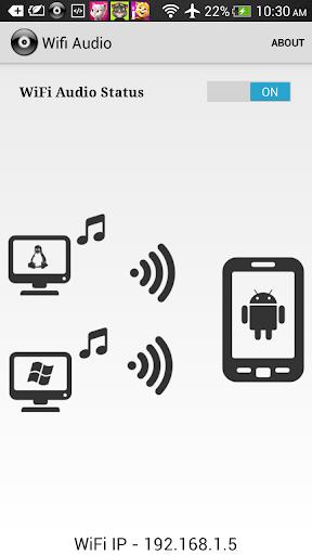 Wifi Audio Paid