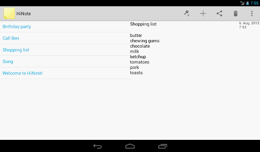 【免費生產應用App】HiNote Hidden Notes-APP點子