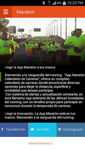 【免費生活App】Maratón-APP點子