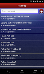 York Park & Ride- screenshot thumbnail