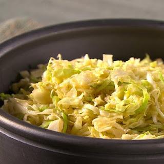 Japanese Cabbage Salad.