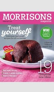 Morrisons Magazine for  phone - screenshot thumbnail