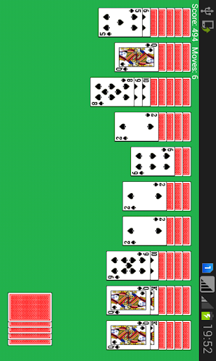 spider solitaire the card game 1.6 screenshots 2
