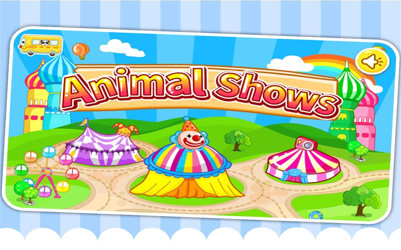 Animal Shows - Panda's Circus - screenshot