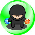 Bubble Ninja Bonus Edition logo