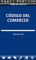 Screenshot of Colombia Commercial Code