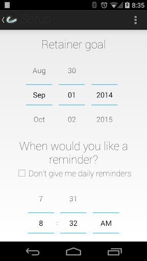 玩健康App Retainer Reminder免費 APP試玩