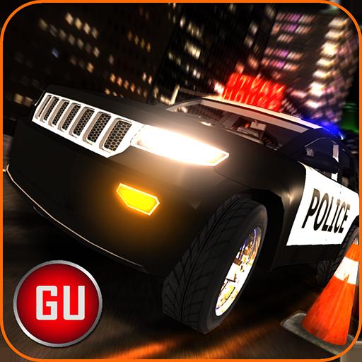 3D 警校車停車 模擬 App LOGO-硬是要APP