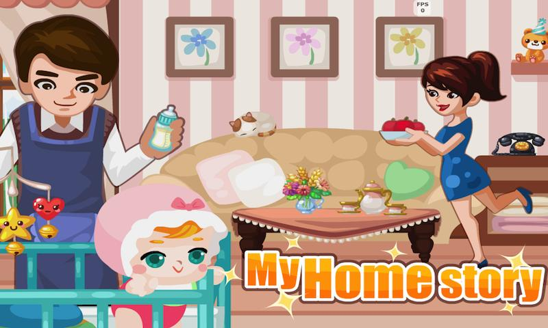 My Home Story - screenshot