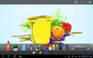 Screenshot of ASUS Artist