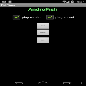 Free Apk android  FishWars 1.1  free updated on