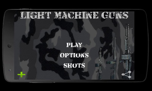 Light Machine Guns
