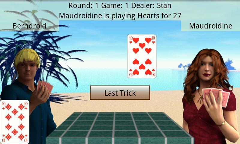 Skatroid - Skat - screenshot