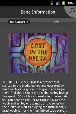 the delta crush band/produced - screenshot