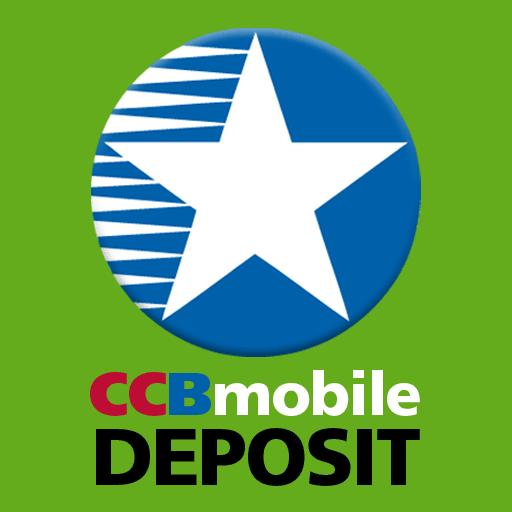 財經必備App|CCBMobile Deposit LOGO-綠色工廠好玩App