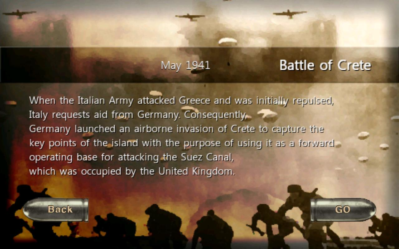 Second World War Lite - screenshot