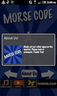 Morse Code (LITE)- screenshot thumbnail