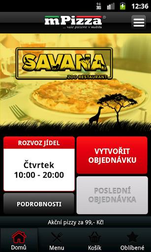 Savana Restaurace