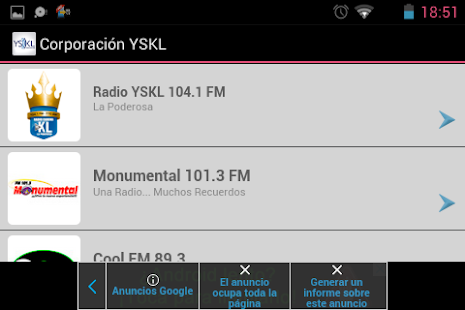 CORPORACION YSKL- screenshot thumbnail