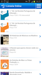 Livraria AREArtística - screenshot thumbnail
