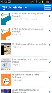 Livraria AREArtística - screenshot thumbnail