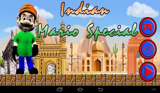 Indian Mario Run