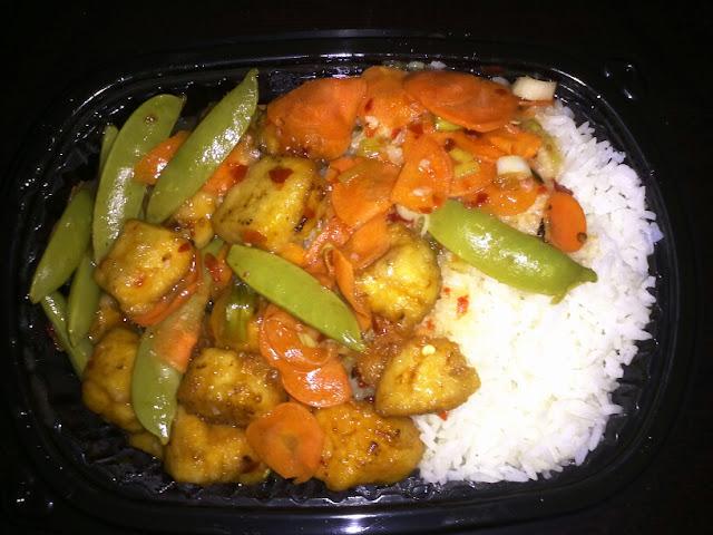 Gluten free spicy chicken
