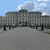 Belvedere of Vienna(OT001)