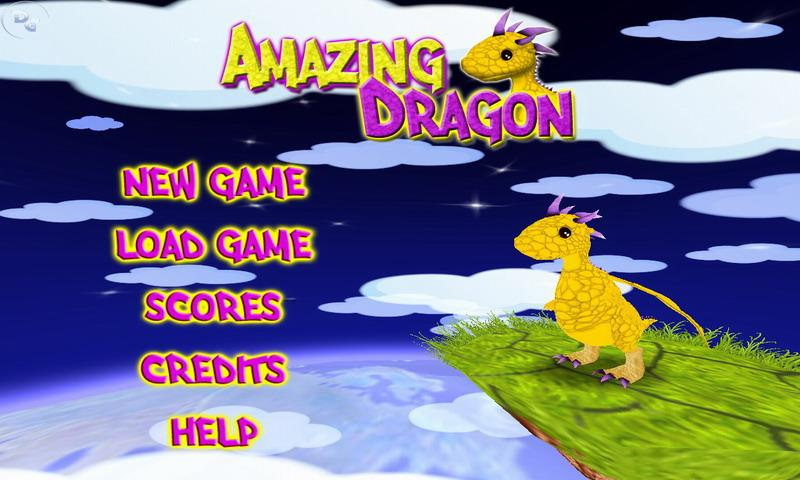Amazing Dragon Free- screenshot