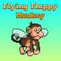 Flying Flappy Monkey