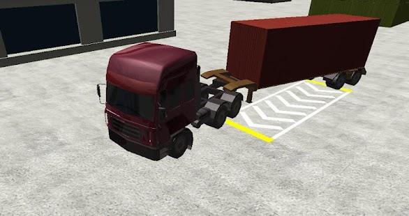 18輪卡車和拖車2