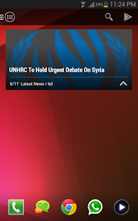 24X7 Global News - screenshot thumbnail