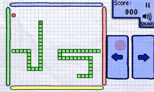 街機必備免費app推薦|Doodle Snake ????線上免付費app下載|3C達人阿輝的APP