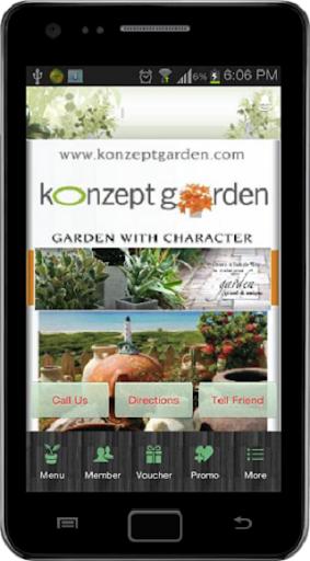 Konzept Garden