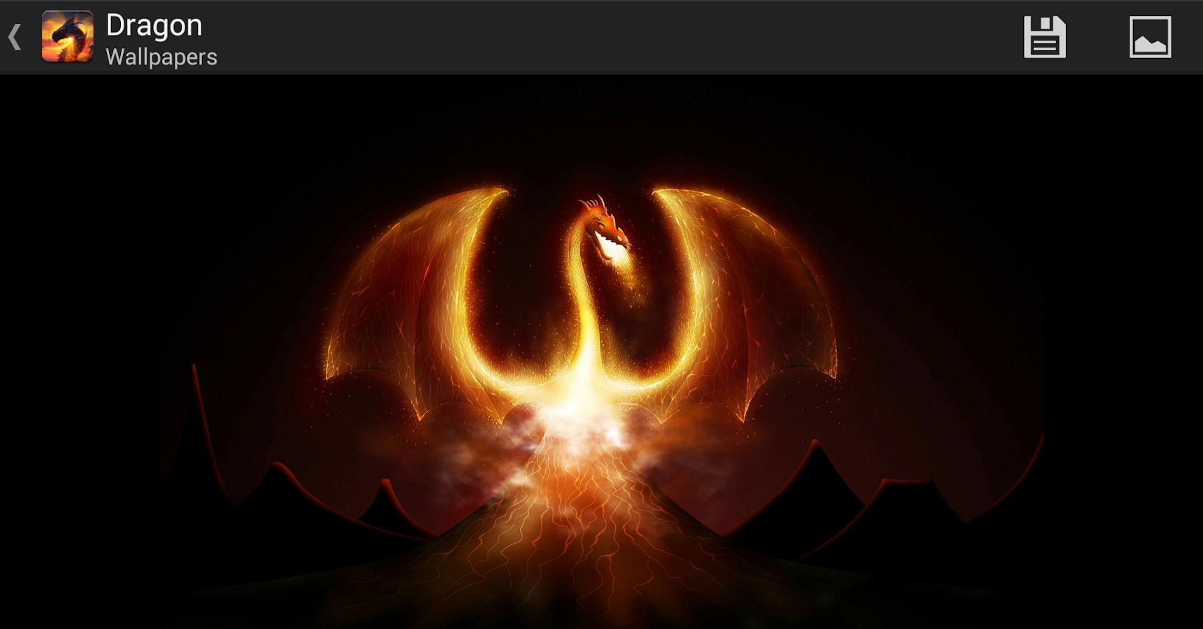 Hd wallpaper dragon - Fantasy Dragon Hd Wallpapers Screenshot