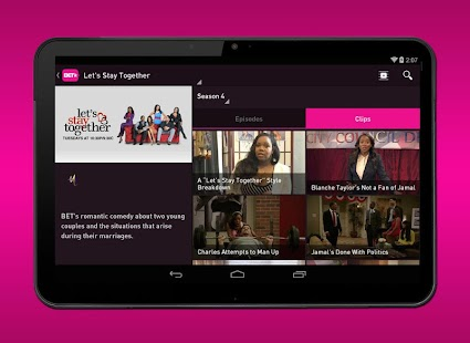 BET NOW - Watch Shows - screenshot thumbnail